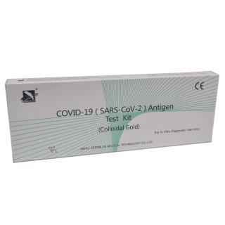 Deepblue COVID-19 (SARS-COV-2) Antigen Test Kit...